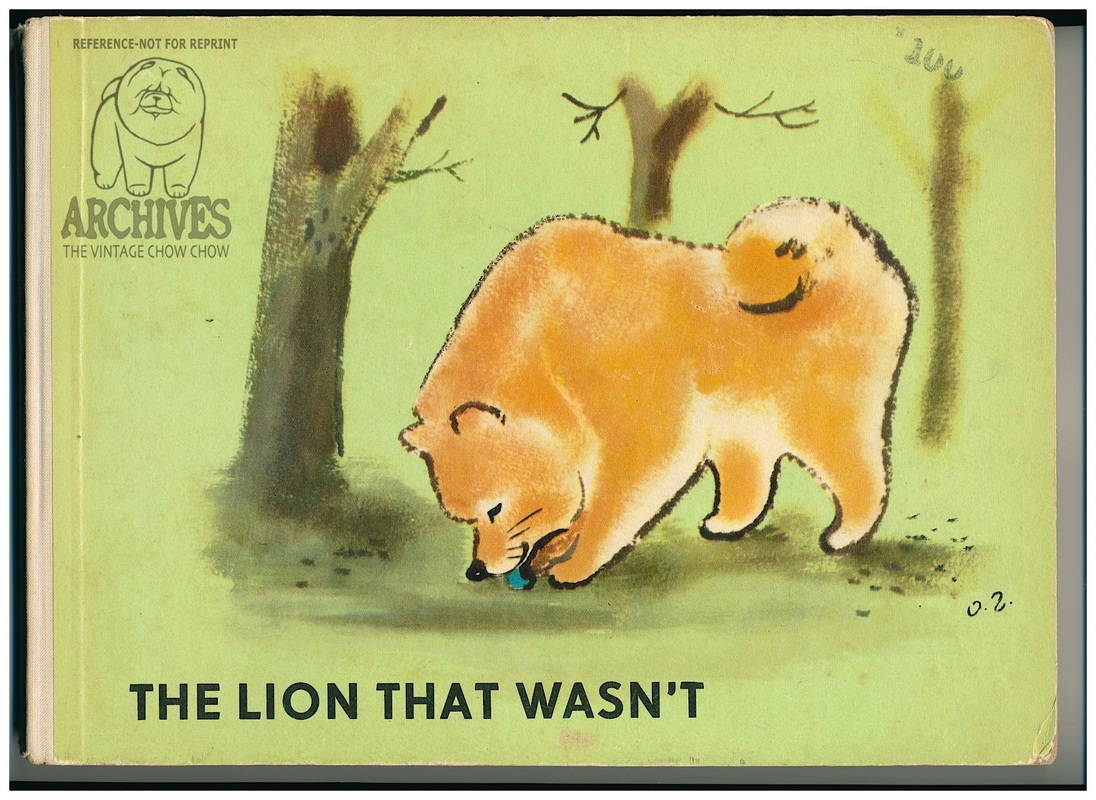 THE LION THAT WASN'T