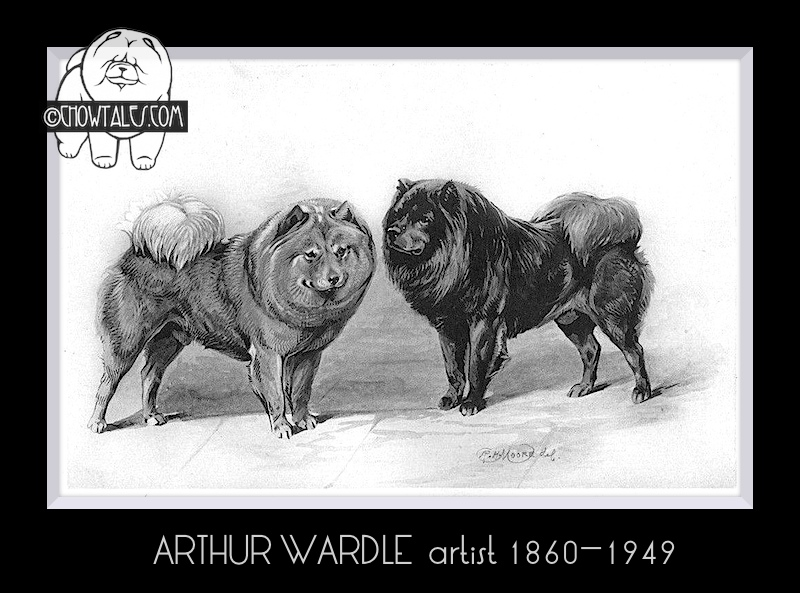 1894 arthur waddle bookplate print