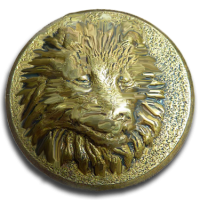 vintage chow button chowtales
