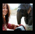 TRAVEL BEAD TRUNK SHOW…help me foster an elephant and get awesome beads